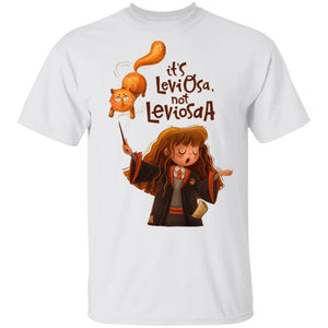 It's LeviOsa Not LeviosaA Hermione T-shirt Harry Potter Tee HA03-Bounce Tee