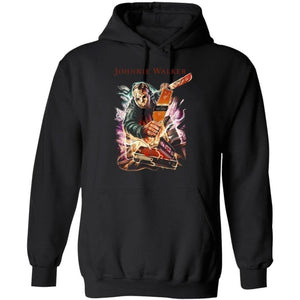 Jason Voorhees And Johnnie Walker Scotch Whisky Hoodie Halloween Costume TT08-Bounce Tee