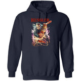 Jason Voorhees And Kessler Whisky Hoodie Halloween Costume TT08-Bounce Tee