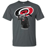 Jason Voorhees Carolina Hurricanes Hockey T-shirt Fan Men Women-Bounce Tee