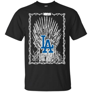King Dodgers Of Thrones T-shirt Funny Men Women Fan-Thebouncetee.com