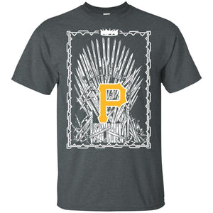King Pirates Of Thrones T-shirt Funny Men Women Fan-Thebouncetee.com