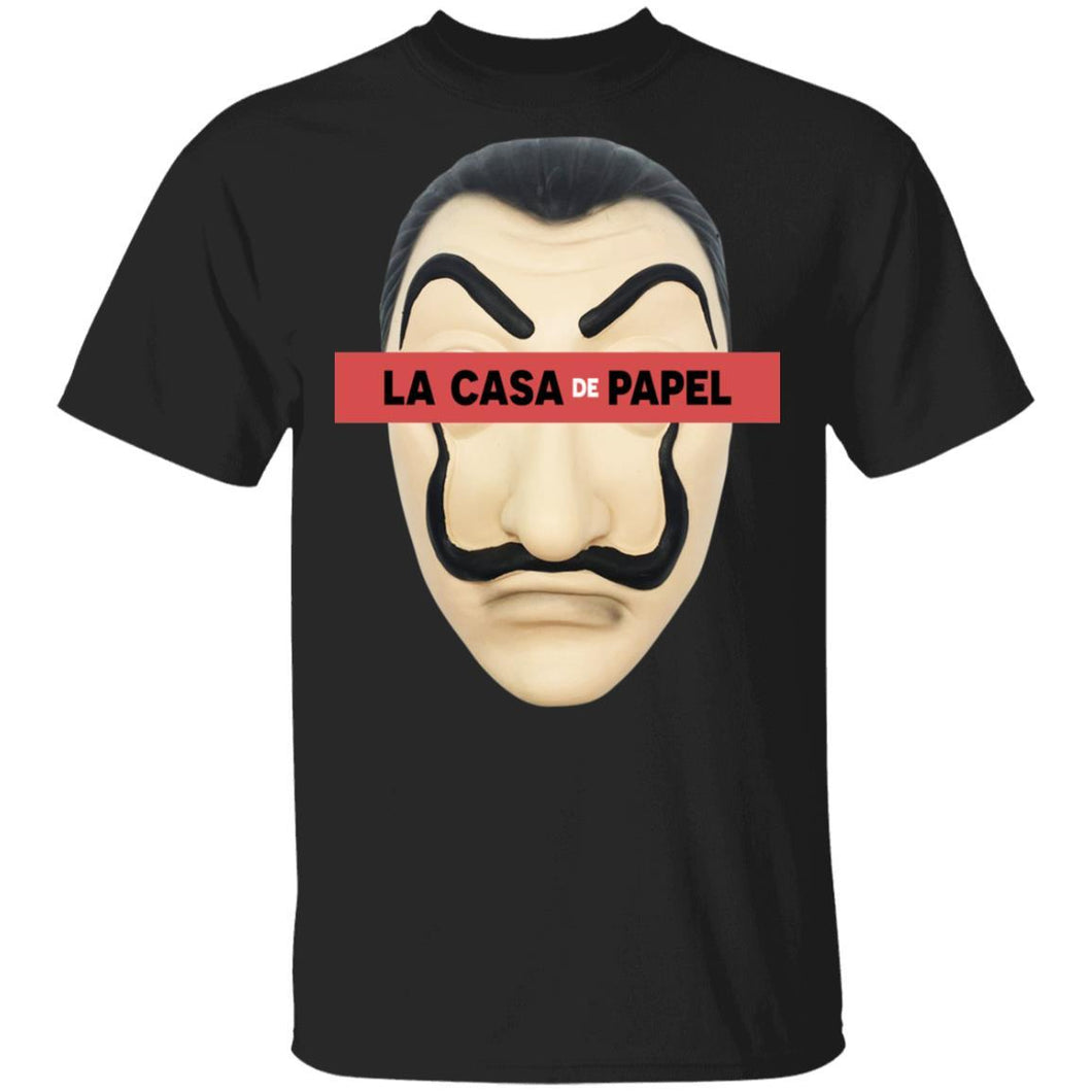 La Casa De Papel Money Heist T-shirt HA04-Bounce Tee