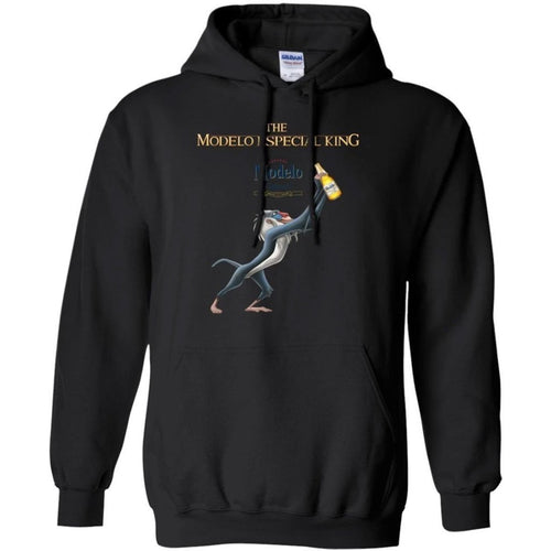 Lion King The Modelo Especial Beer King Hoodie Funny Gift HA08-Bounce Tee