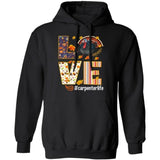 Love Carpenter Life Thanksgiving Turkey Hoodie Nice Gift MT10-Bounce Tee