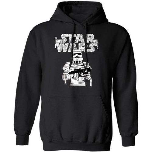 Star Wars Stormtrooper Mummy Halloween Costume Hoodie Funny Gift MT10-Bounce Tee