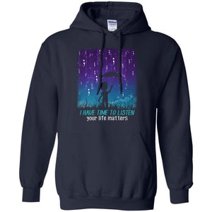 Baby Groot Suicide Prevent Awareness Hoodie Meaningful Gift MN08-Bounce Tee
