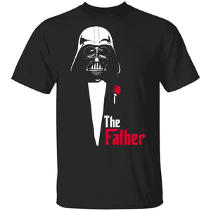 The Father Darth Vader God Father T-shirt MT05-Bounce Tee