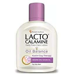 Lacto Calamine Skin Balance Daily Nourishing Lotion - Oil Control (120ml)