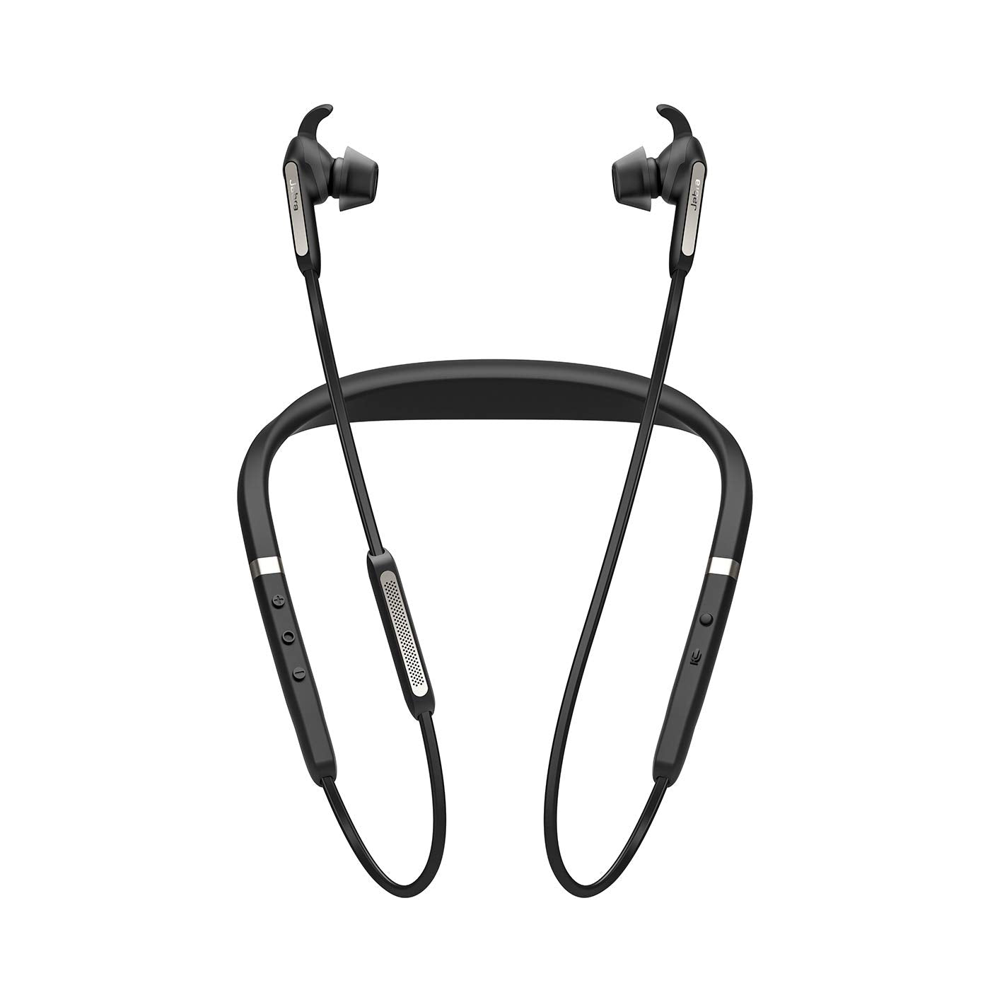 Jabra Elite 65e ANC (Active Noise Cancellation) Wireless Neckband Headphones