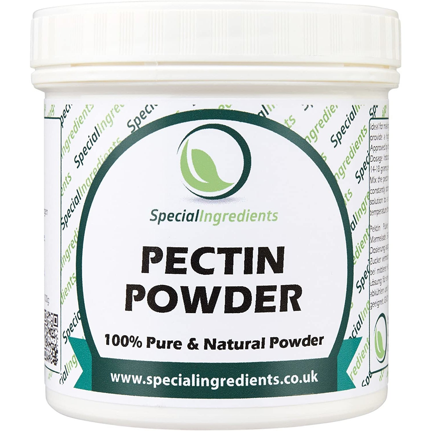 Special Ingredients Pectin Powder 100g Premium Quality Ideal For Making Jam, Marmalades, Chutneys, Fruit Jellies & Cake Fillings.