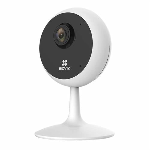 Ezviz C1C Wireless Indoor Internet Camera 1080p, 2 megapixel resolution; 15fps, 2-way audio. 12m IR distance. Support one-key configuration for Wi-Fi; motion detection and alarm review. Light and handy device, easy for installation. Support video alarm service for mobile phone and Web. Upto 128G SDcard supported , Retail Box, 1 Year Warranty
