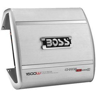 Boss Audio CHAOS EXXTREME 1600 Watts 2-Channel MOSFET Power Amplifier, Retail Box , 1 year Limited Warranty