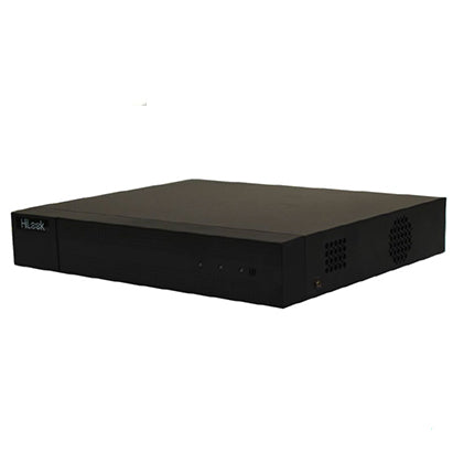UniQue HiLook 8CH Hybrid DVR (supports 8 Analog & 2 Wireless IP Cameras) - Connectable to Turbo