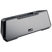 Genius Mobile Theater MT-20 Portable & Bluetooth Wireless SoundBar Speaker - Silver, Retail Box , 1 year Limited Warranty