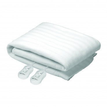 Pure Pleasure Double Non Fitted Electric Blanket Retail Box 1 year warranty