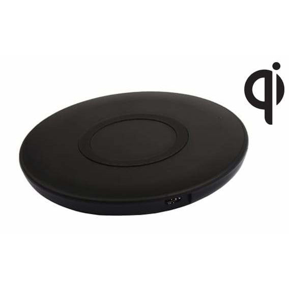 GIZZU 10W Micro USB QI Wireless Charging Pad Black
