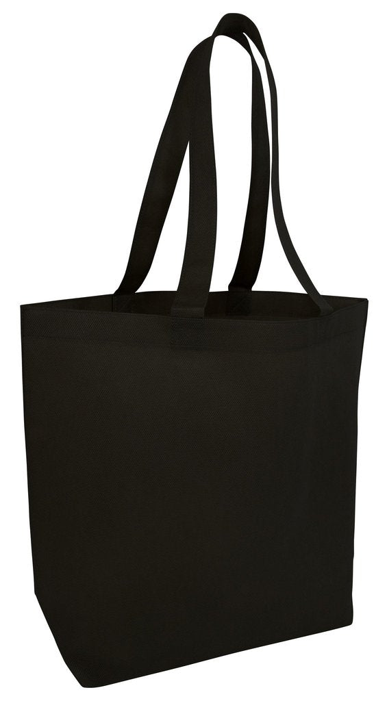 Large Tote Bags with Bottom Gusset