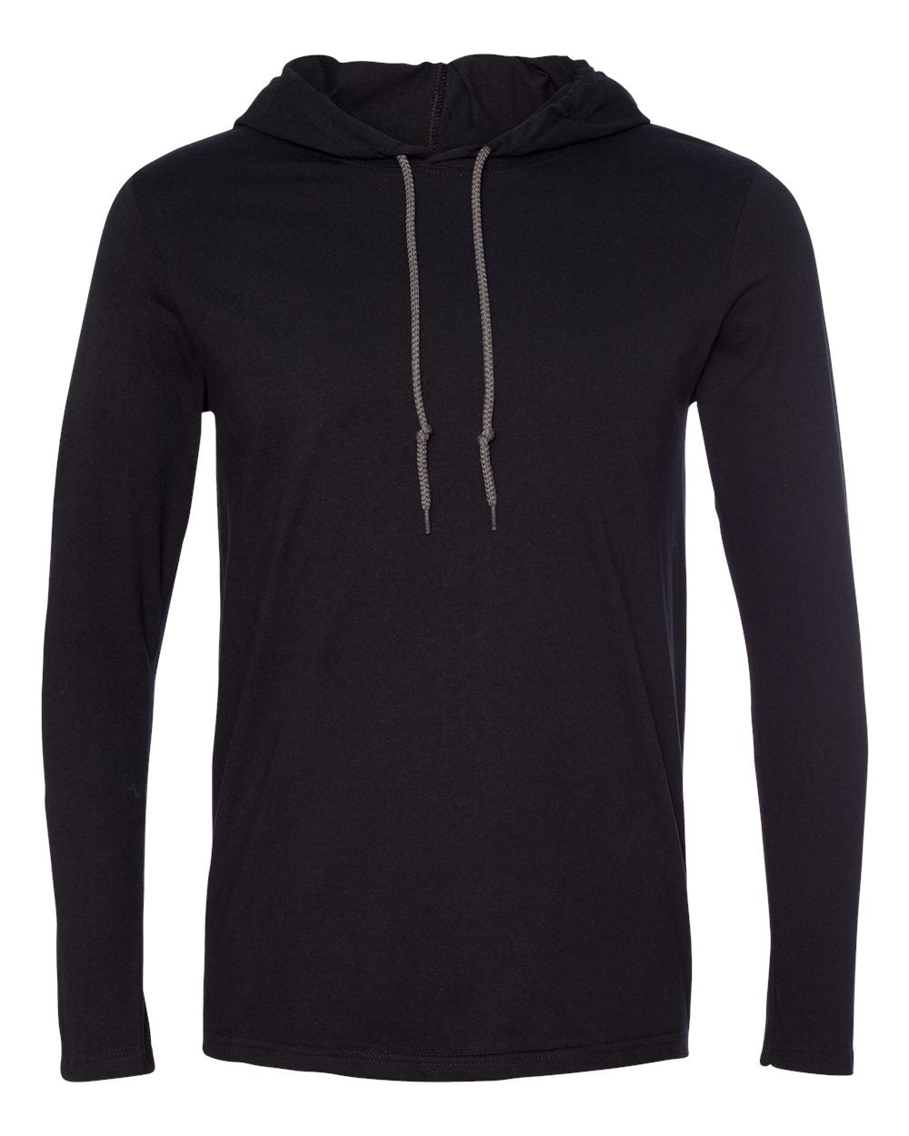 Long Sleeve Hooded T-shirt