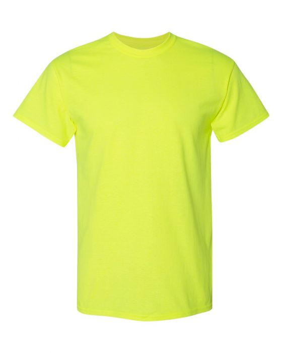 Safety Yellow T-shirt