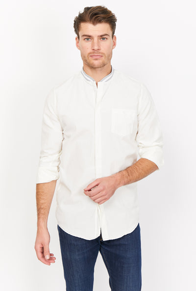 Daniel White Organic Button Up