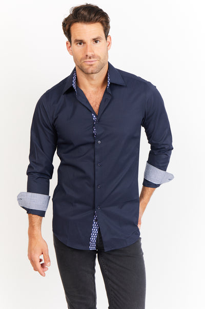 Florian Button-Up Shirt