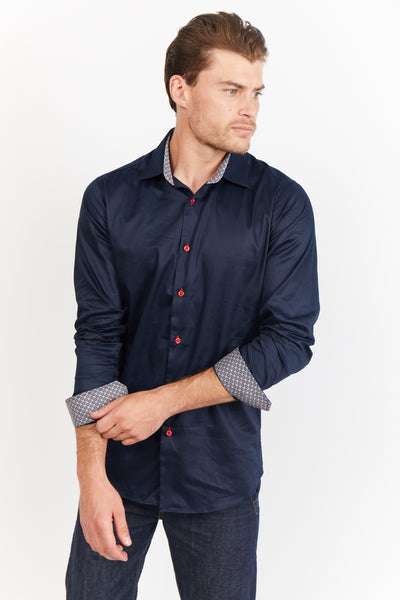Gabriel Button-Up Shirt