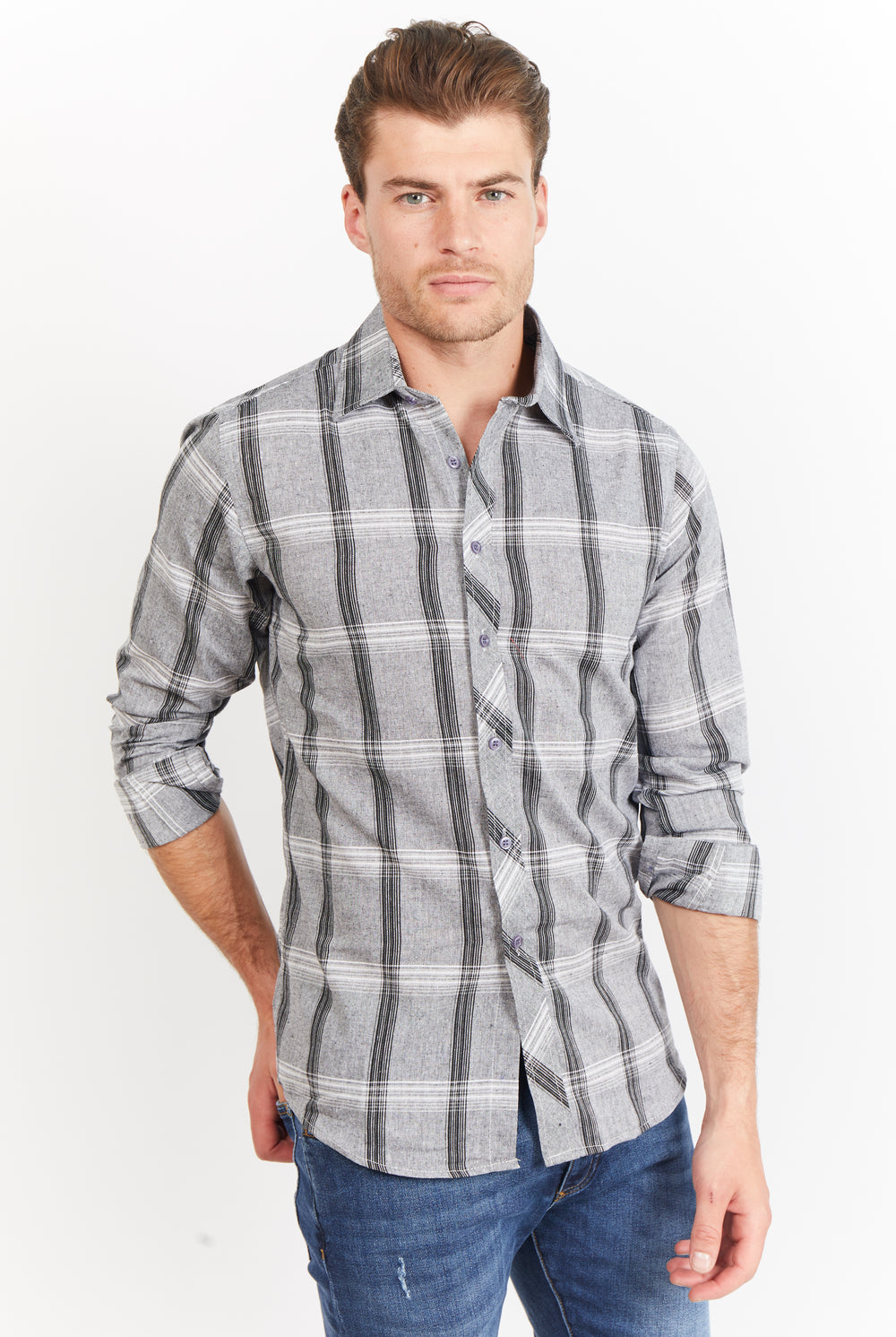 George Button-Up Shirt
