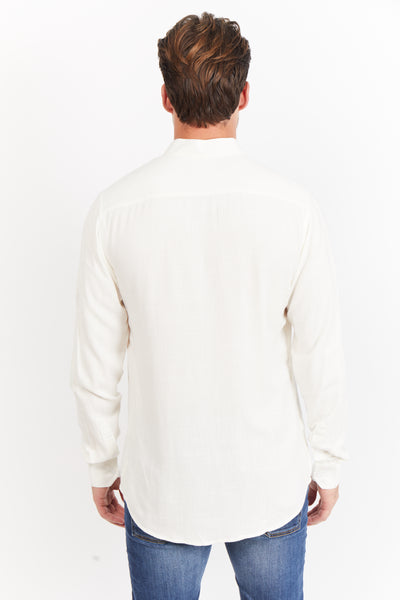 Augstine Button-Up Shirt