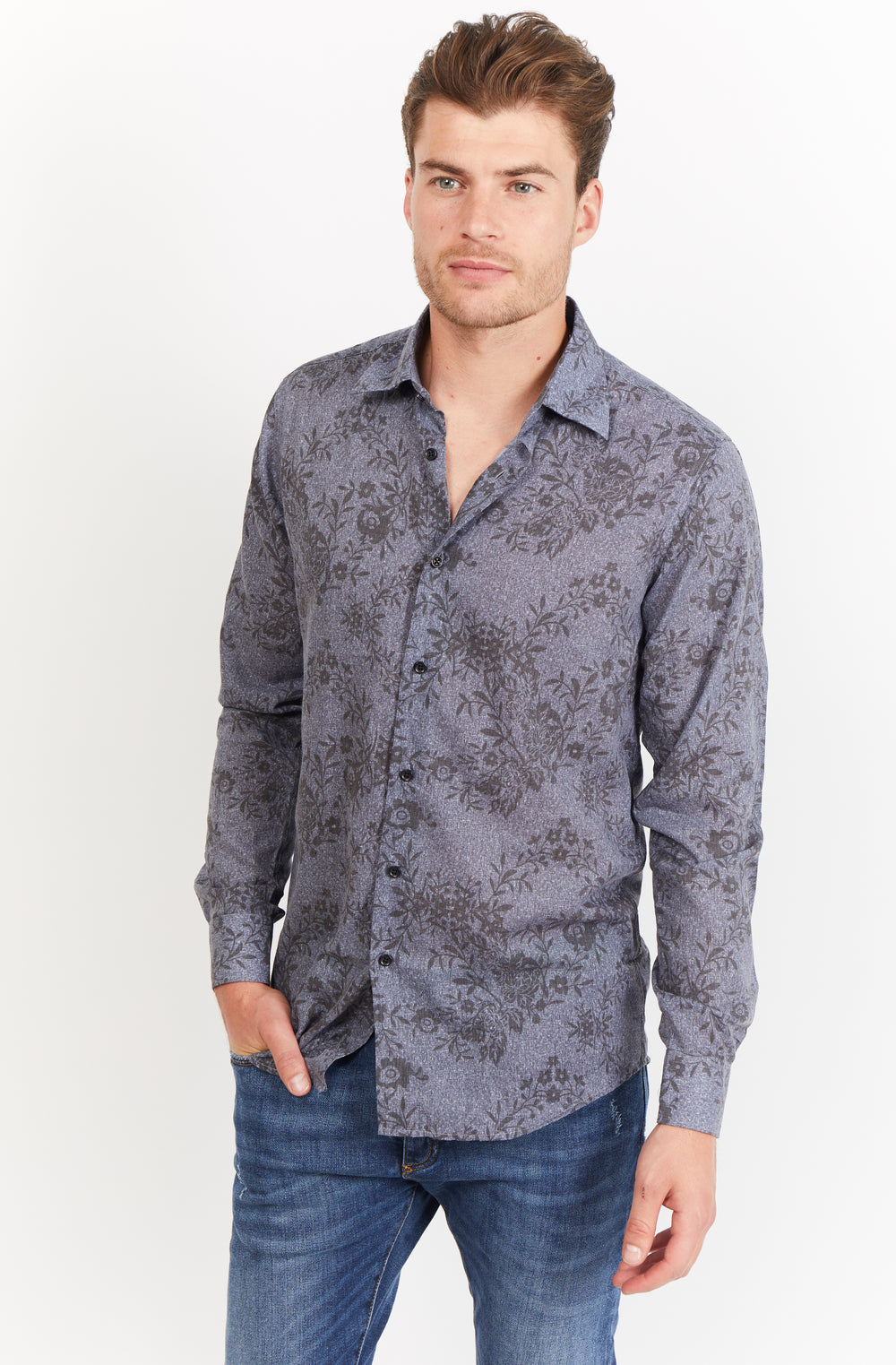 Bernard Button-Up Shirt