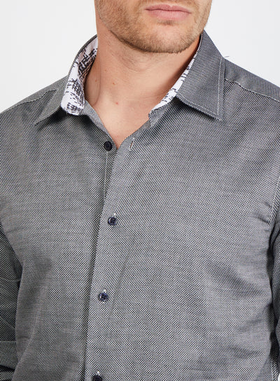 James Button-Up Shirt