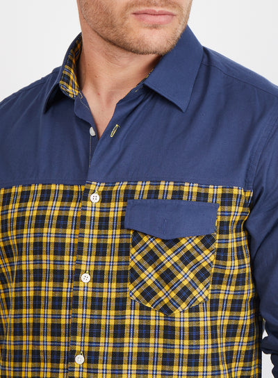 Brendan Button-Up Shirt
