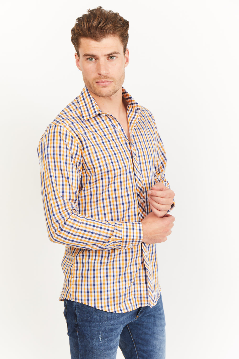 Cassian Button-Up Shirt