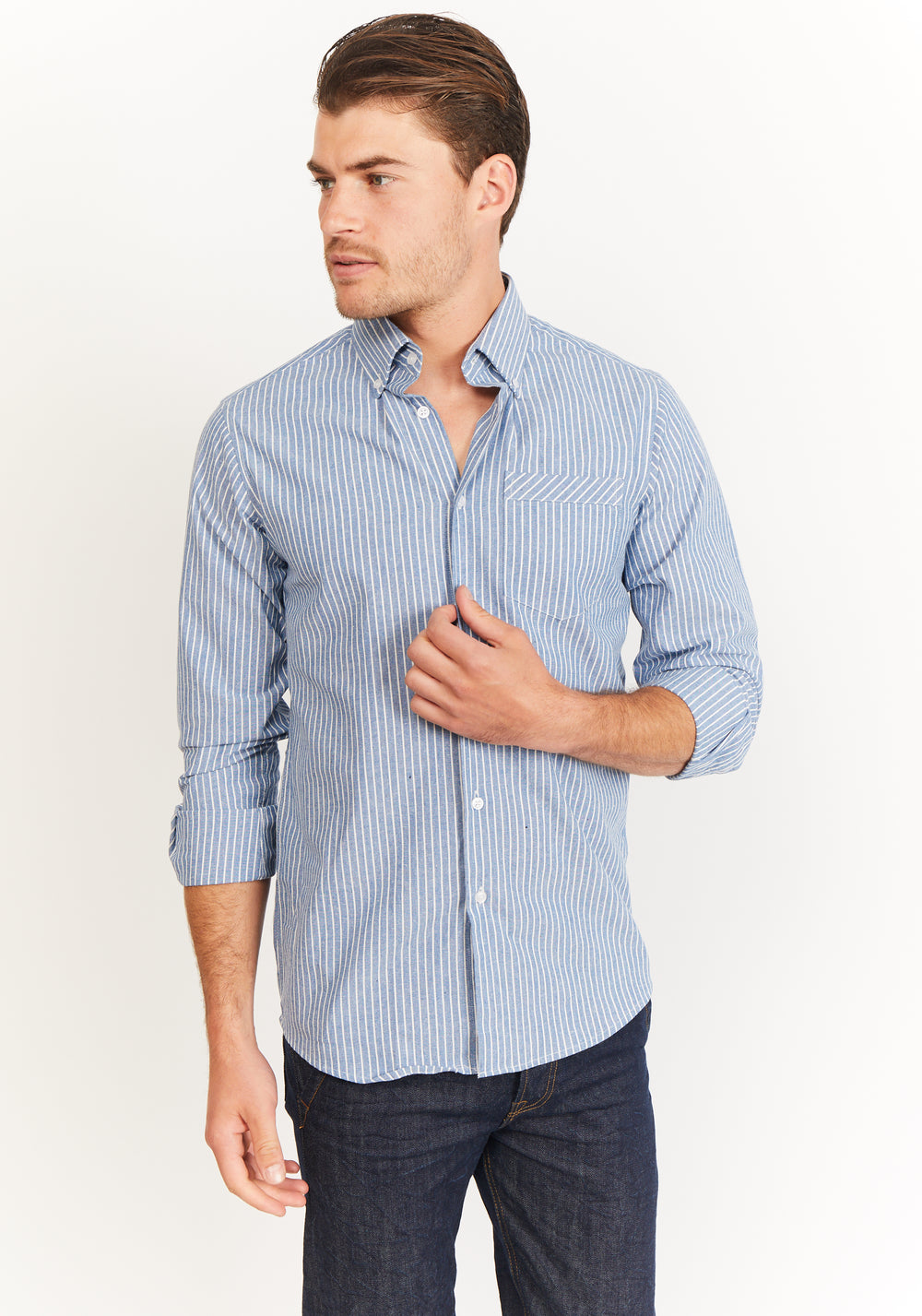 Christopher Button-Down Shirt