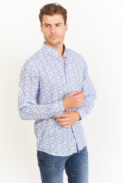 Claude Button-Up Shirt