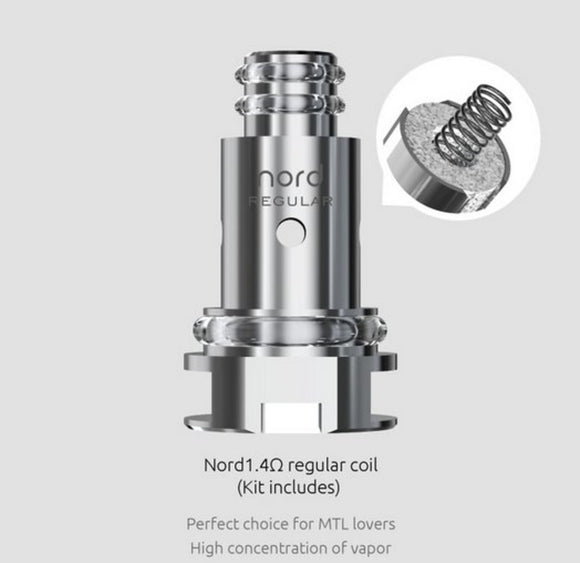 SMOK Nord Regular Coil (EU) 1.4 ohms