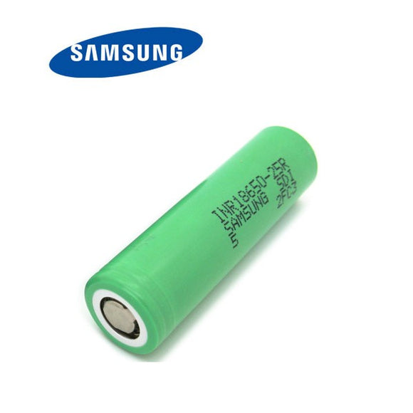 Samsung 18650 - 25R battery