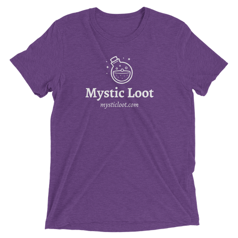Mystic Loot Official Tri-Blend T-Shirt