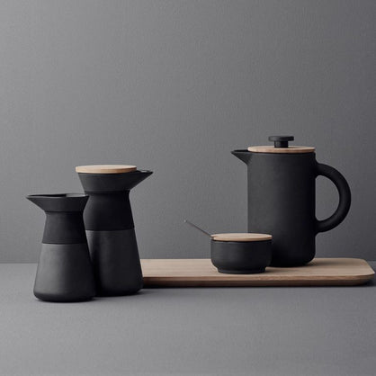 Experience a World of Stylish Coffee Convenience
