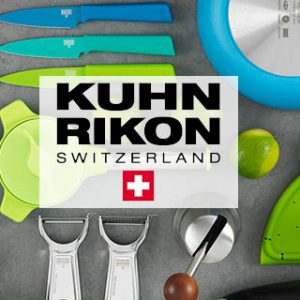 A History of Quality in the Kitchen – Kuhn Rikon