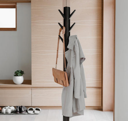 Keep Your Coat Safe and Sound with Smart Coat Racks and Stands