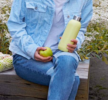 Keep Cool in the Sun with Designer Water Bottles