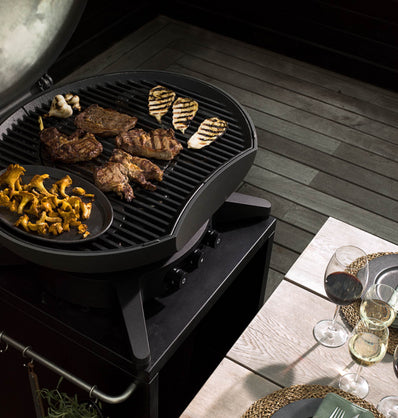 Delightful New Ideas For Outdoor BBQ Dining