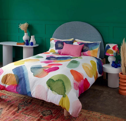 4 Fantastic Styles of Patterned Bedding