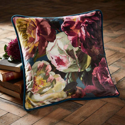 Enjoy Colourful Cushions For a Distinctive Interior Look