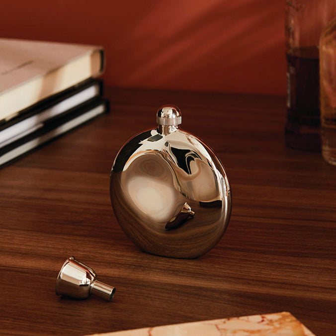 Alessi Shot Hip Flask