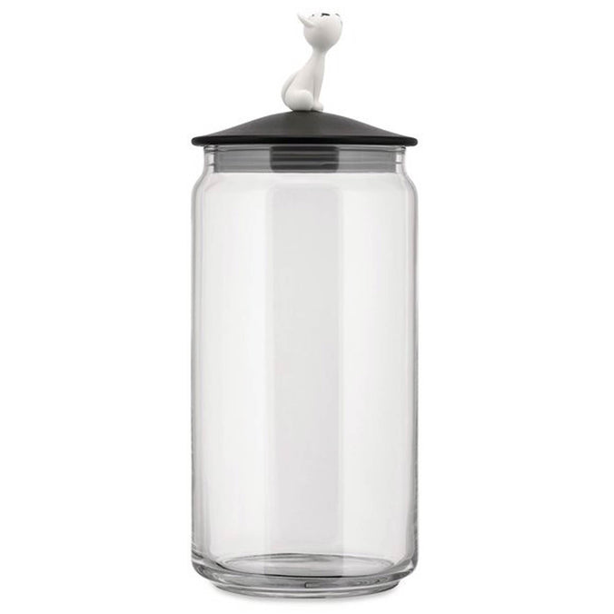 Alessi Mio Cat Food Jar