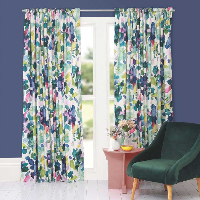 Bluebellgray Palette Curtains