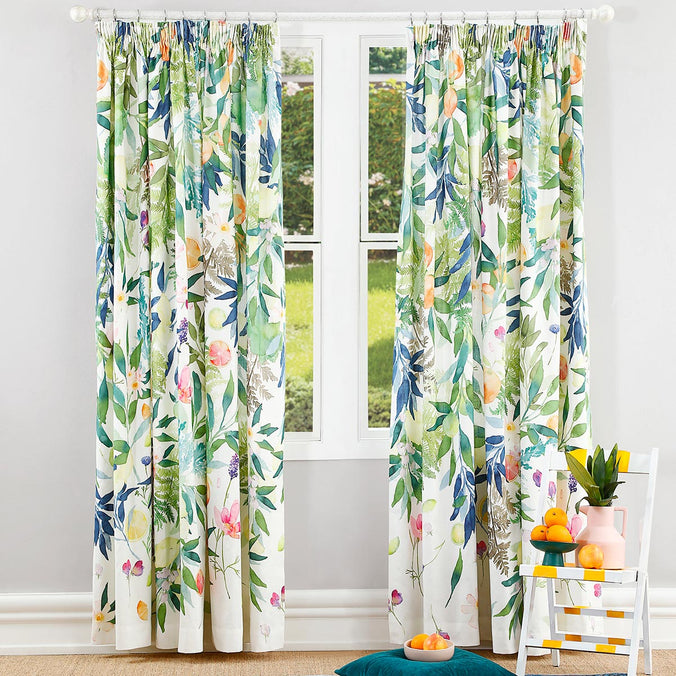 Bluebellgray Valencia Curtains