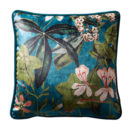 Clarke & Clarke Passiflora Cushion, 43x43cm